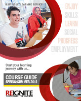 Bury Adult Learning Course Guide